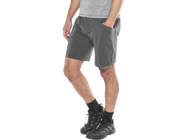 Klättermusen Vanadis Shorts Men Dark Grey